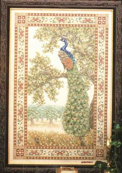 Peacock Tapestry 113837 / Павлин