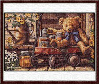 Honey Bear 13693 / Медовый мишка