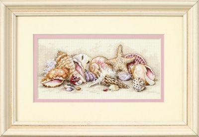 Seashell Treasures 65035 / Морские сокровища
