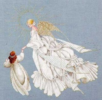 Angel of Mercy LL28 / Ангел милосердия