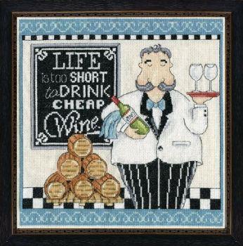 Cheap Wine 2864 / Недорогое вино