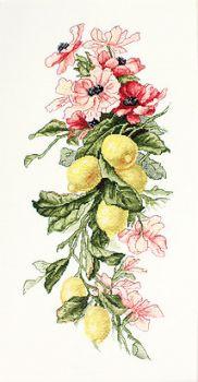 Композиция с лимоном B210