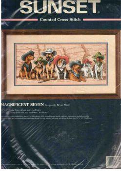 Magnificent Seven 13659 / Великолепная семерка (США)