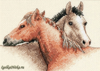 Horse Pals 65030 / Лошадиная дружба