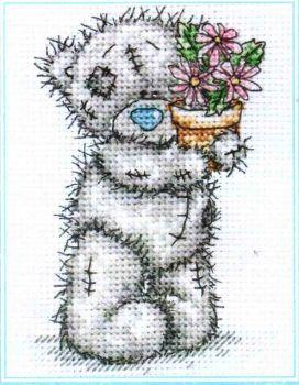 Flower Pot TT22 / Цветочный горшок