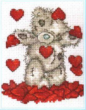 Shower Of Hearts TT10 / Душа из сердец