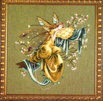 Lilly of the Woods. The Dreaming Fairy MD-80 / Мечтающая древесная фея
