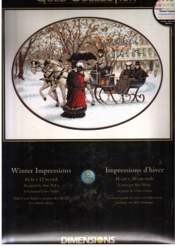 Winter Impressions 35053 / Зимние впечатления