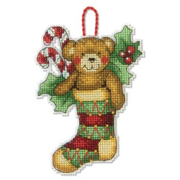 Bear Ornament 70-08894 / Орнамент Мишка