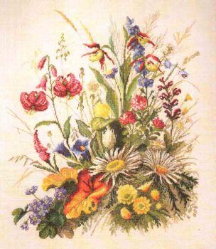 Flower Of The East 06.02.27 / Полевые краски