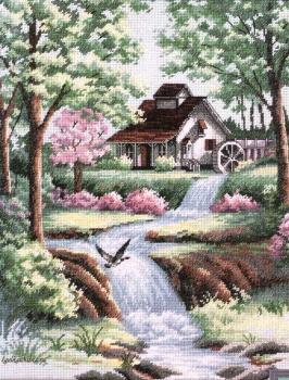 Peaceful Stream 35027 / Мирный Поток
