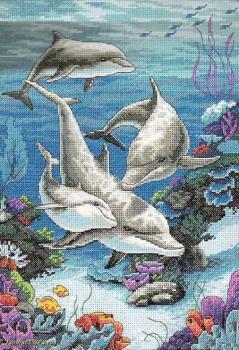 The Dolphins Domain 03830 / Владения дельфинов