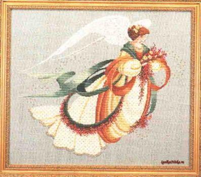 Angel of Autumn LL30 / Ангел осени