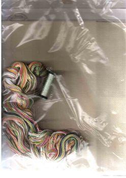 Hibiscus Duo 35156 / Колибри и гибискус