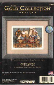 Ahoy! Bears 06994 / Мишки, на палубу (США)
