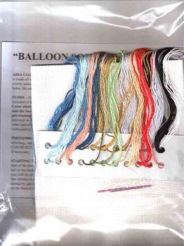 Balloon Soiree 2845 / Летающие воздушные шары