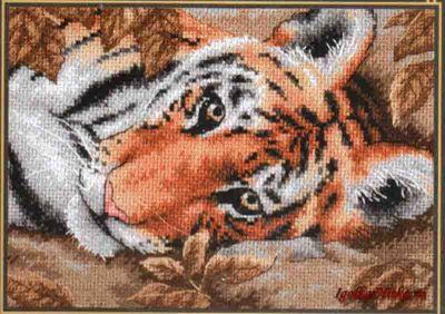 Beguiling Tiger 65056 / Привлекательный тигр