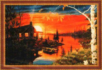 Autumn Evening 73067 / Осенний вечер