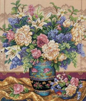 Oriental Splendor 35163 / Восточное великолепие