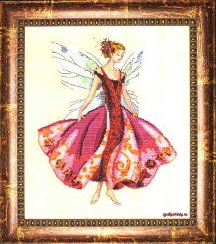 January's Garnet Fairy MD-108 / Фея Январьский гранат