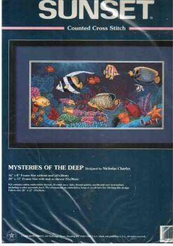 Mysteries of the deep 13652 / Тайны глубин
