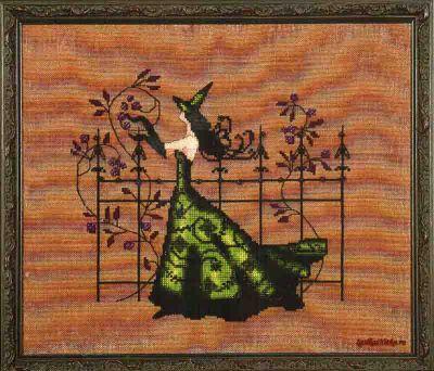 Gwen,Bewitching Pixies NC-220 / Ведьмочка Гвэн