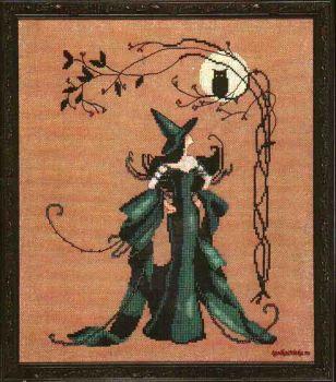 Minerva, Bewitching Pixies NC-221 / Ведьмочка Минерва
