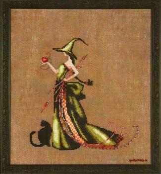 Ana, Bewitching Pixies NC-207 / Ведьмочка Анна