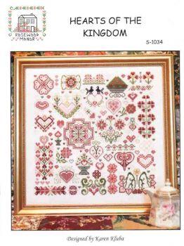 Hearts of the Kingdom S-1034 / Сердца королевства