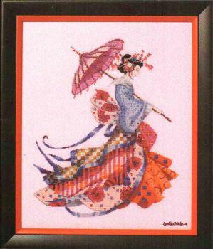 Miss Cherry Blossom MD-153 / Мисс цветущая вишня