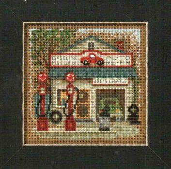 Joes Garage MH14-1614 / Гараж Джоя
