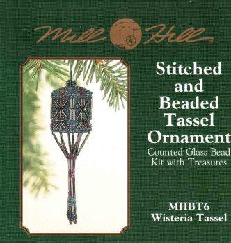 Wisteria Tassel MHBT6 / Гирлянда Глициния