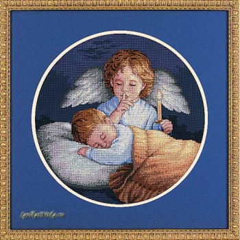 Angelic Guardian 3873 /Ангел-хранитель