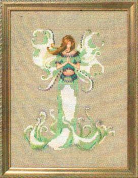 Angel White Trumpet NC-246 / Ангел возвещания
