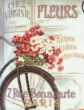 Parisian Bicycle 35195 / Парижский велосипед