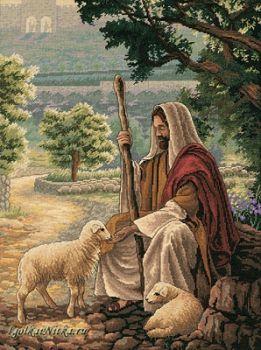 Lost No More 3867 / Пастырь