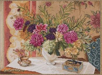 Lilies&Peonies 45629 / Лилии и Пионы