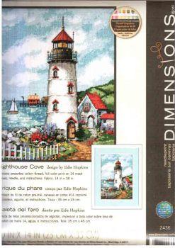 Lighthouse Cove 2436 / Бухта маяка