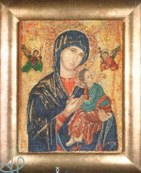 Our Lady of Perpetual Help 551A / Богоматерь Неустанной Помощи ( Дева Мария)