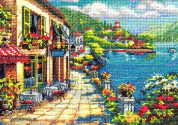 Overlook Cafe 65093 / Вид на кафе