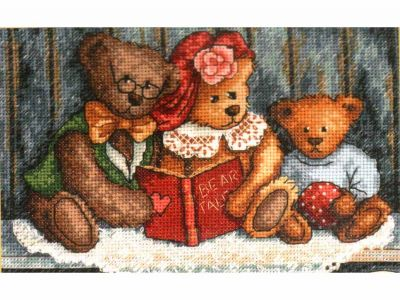 Bear Tales 65054 / Мишуткины сказки