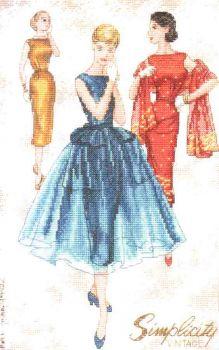 Simplicity Vintage 70-35369 / Винтажная простота