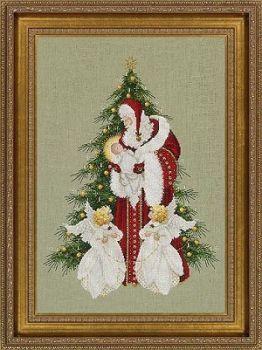 Song of Christmas LL-46 / Песня Рождества (схема)