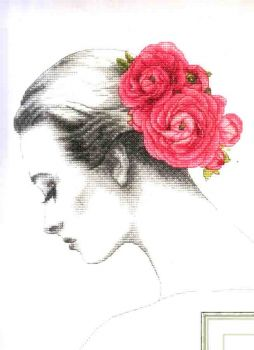 Floral Portrait 70-35379 / Цветочный портрет