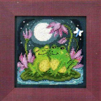 Courtin Froggies MH14-2013 / Ухаживание лягушек