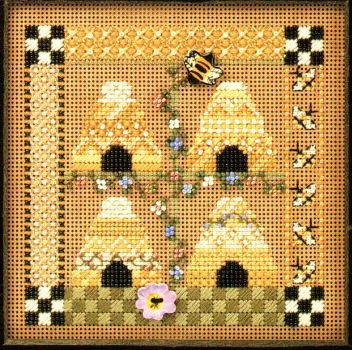 Bee Square MHCB98 / Пчелиная площадь