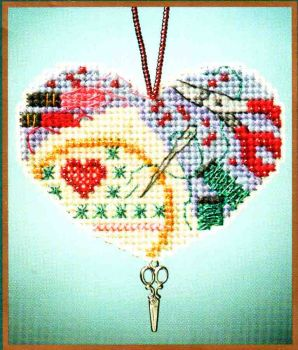 Love Stitching MH16-3104 / Любовь шить