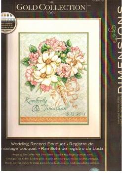 Wedding Record Bouquet 70-35275 / Свадебный букет