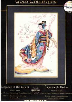 Elegance of the Orient 3795 / Элегантность востока