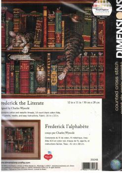 Frederick the Literate 35048 / Фредерик-литератор